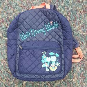 Walt Disney World Bookbag/Backpack